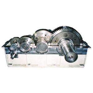 SPECIAL GEARBOXES